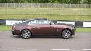 Đánh giá xe siêu sang - Rolls-Royce Wraith 2014 - Hình 4