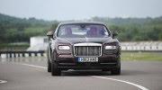 Đánh giá xe siêu sang - Rolls-Royce Wraith 2014 - Hình 7