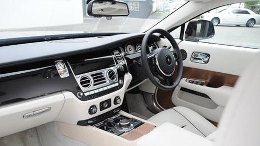 Đánh giá xe siêu sang - Rolls-Royce Wraith 2014 - Hình 9