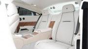 Đánh giá xe siêu sang - Rolls-Royce Wraith 2014 - Hình 12