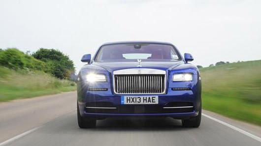 Đánh giá xe siêu sang - Rolls-Royce Wraith 2014 - Hình 13