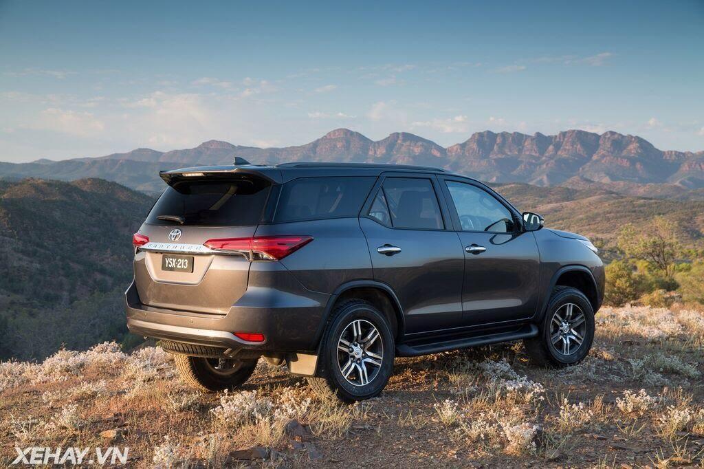 [ĐÁNH GIÁ XE] Toyota Fortuner 2016 - xe gia đình nhưng off-road cực đỉnh - Hình 1