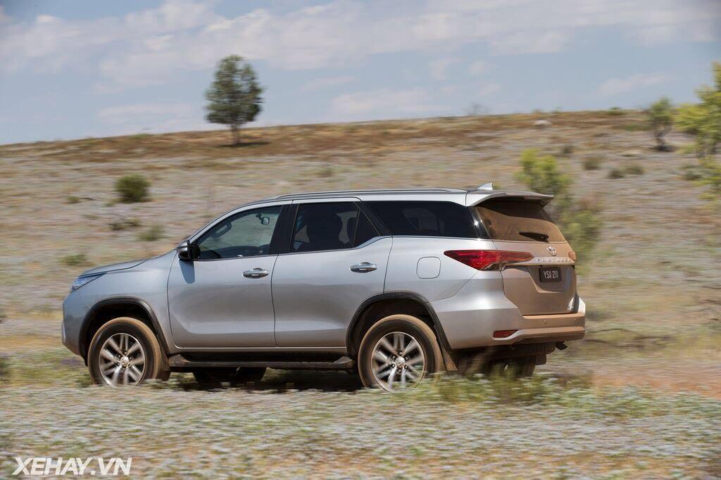 [ĐÁNH GIÁ XE] Toyota Fortuner 2016 - xe gia đình nhưng off-road cực đỉnh - Hình 5