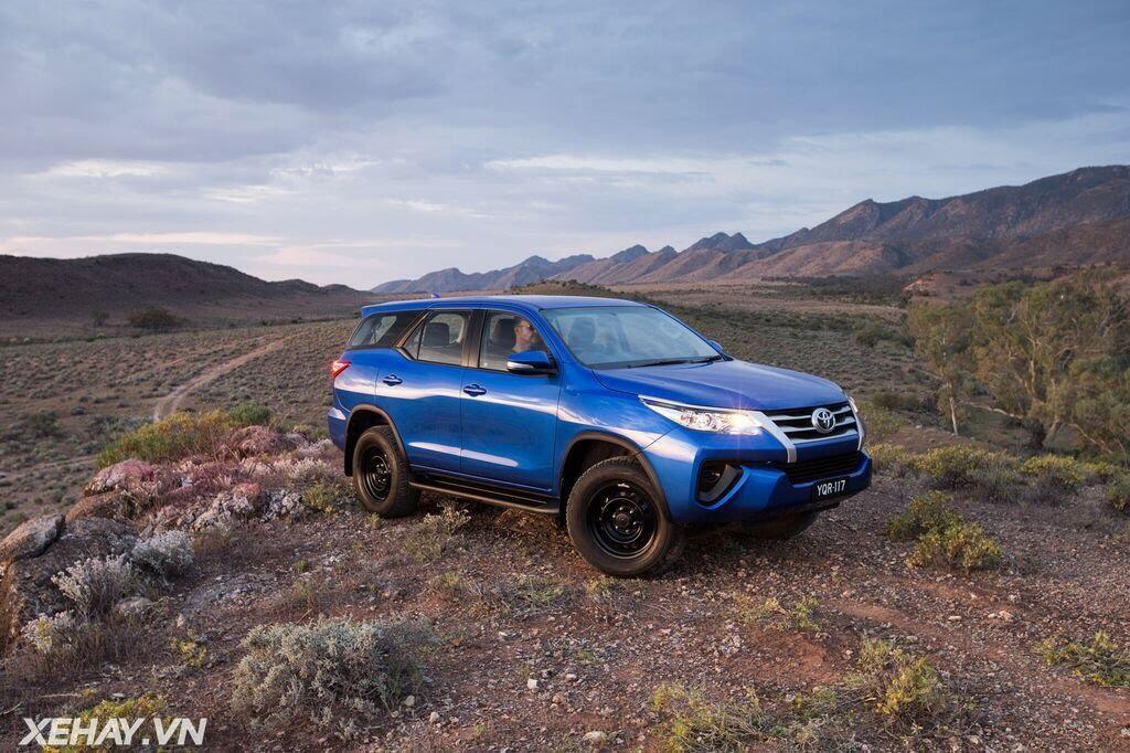 [ĐÁNH GIÁ XE] Toyota Fortuner 2016 - xe gia đình nhưng off-road cực đỉnh - Hình 6