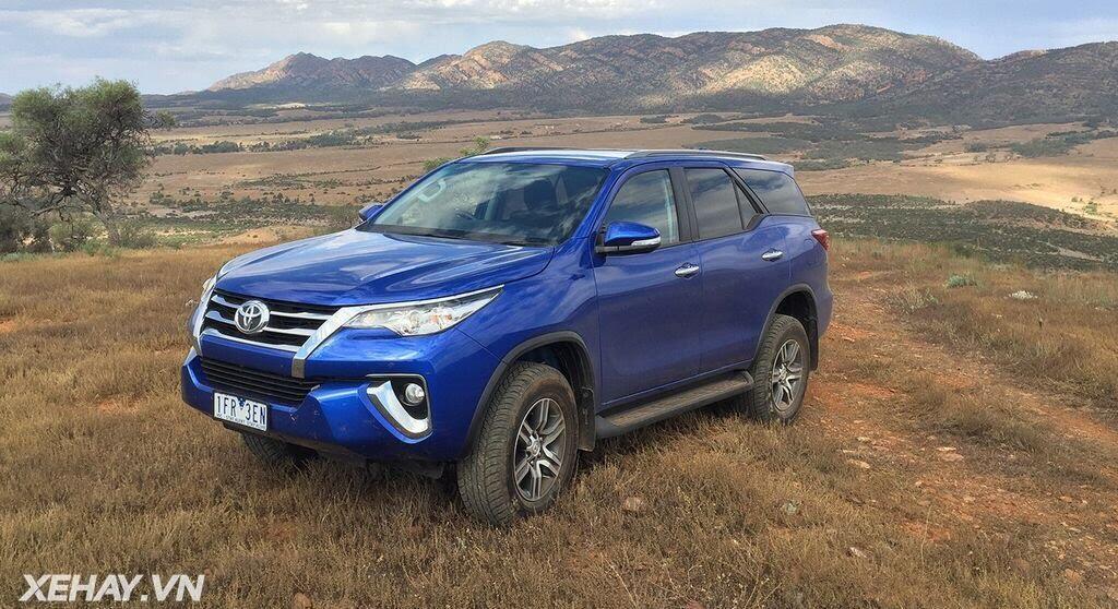 [ĐÁNH GIÁ XE] Toyota Fortuner 2016 - xe gia đình nhưng off-road cực đỉnh - Hình 7