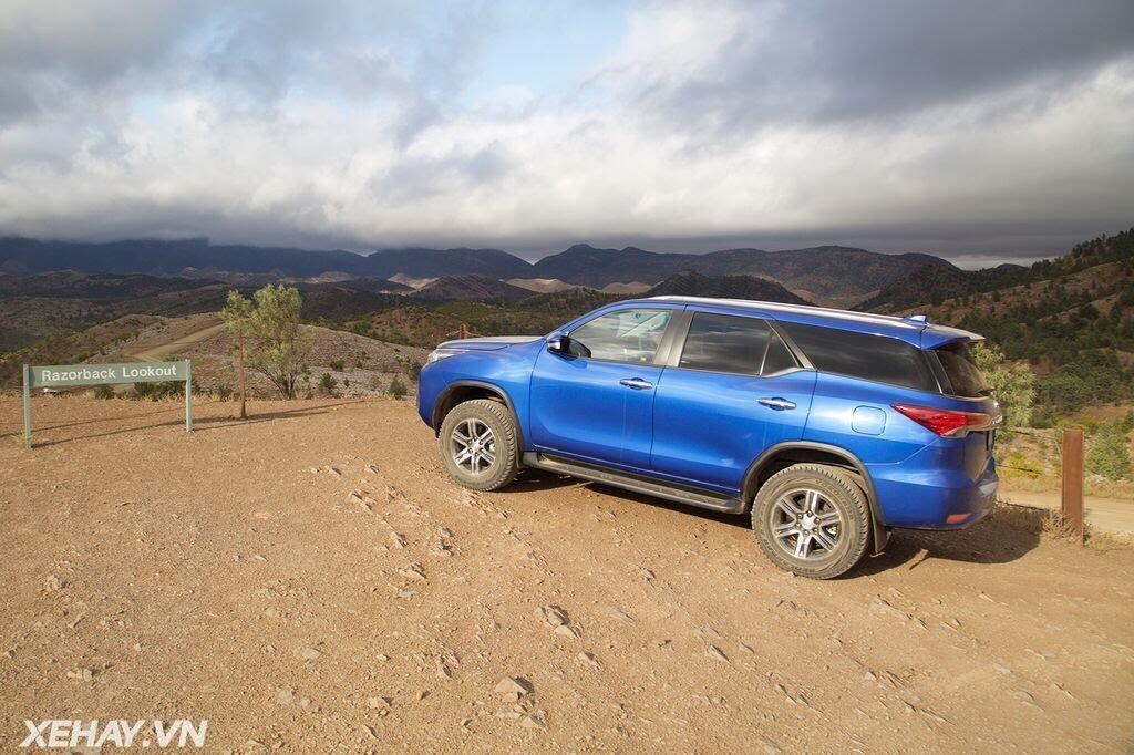 [ĐÁNH GIÁ XE] Toyota Fortuner 2016 - xe gia đình nhưng off-road cực đỉnh - Hình 18