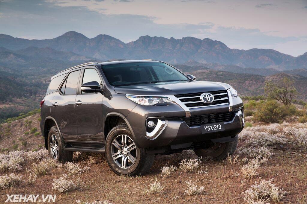 [ĐÁNH GIÁ XE] Toyota Fortuner 2016 - xe gia đình nhưng off-road cực đỉnh - Hình 19