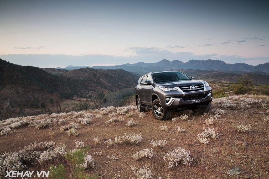 [ĐÁNH GIÁ XE] Toyota Fortuner 2016 - xe gia đình nhưng off-road cực đỉnh - Hình 21