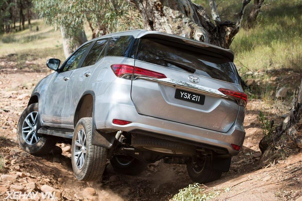 [ĐÁNH GIÁ XE] Toyota Fortuner 2016 - xe gia đình nhưng off-road cực đỉnh - Hình 23