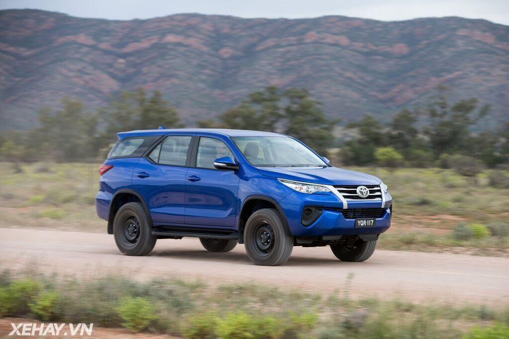 [ĐÁNH GIÁ XE] Toyota Fortuner 2016 - xe gia đình nhưng off-road cực đỉnh - Hình 32