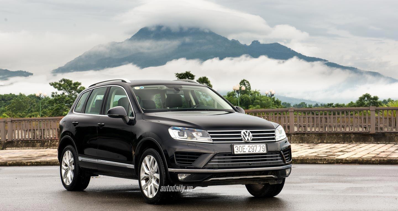Đánh giá xe Volkswagen Touareg 2016: Riêng một lối đi - Hình 1