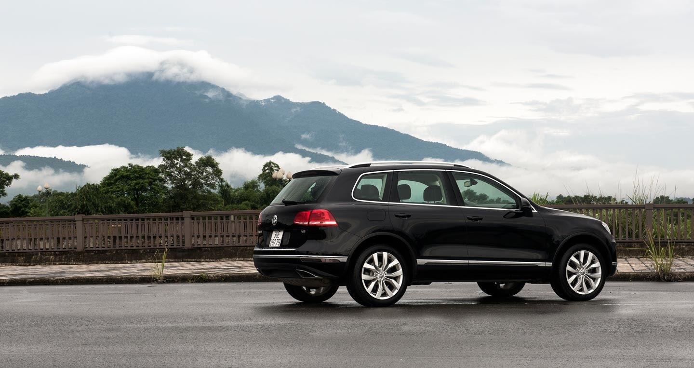 Đánh giá xe Volkswagen Touareg 2016: Riêng một lối đi - Hình 3