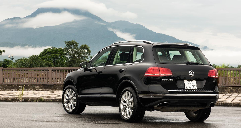 Đánh giá xe Volkswagen Touareg 2016: Riêng một lối đi - Hình 6