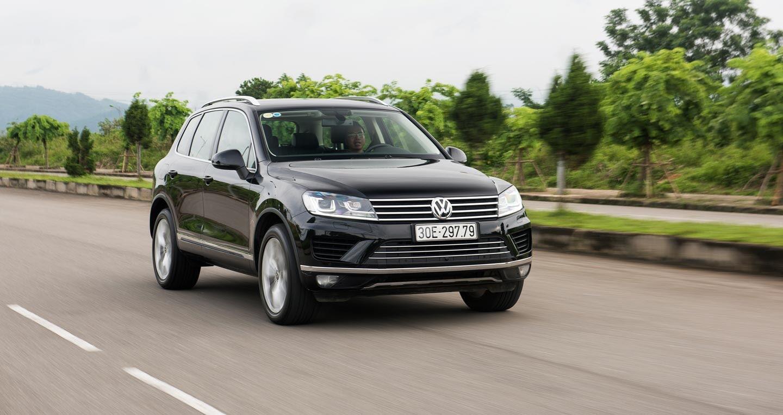 Đánh giá xe Volkswagen Touareg 2016: Riêng một lối đi - Hình 14