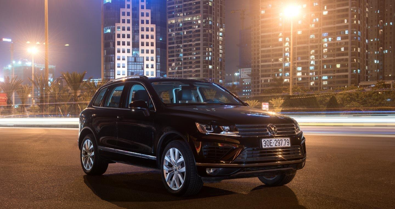 Đánh giá xe Volkswagen Touareg 2016: Riêng một lối đi - Hình 17