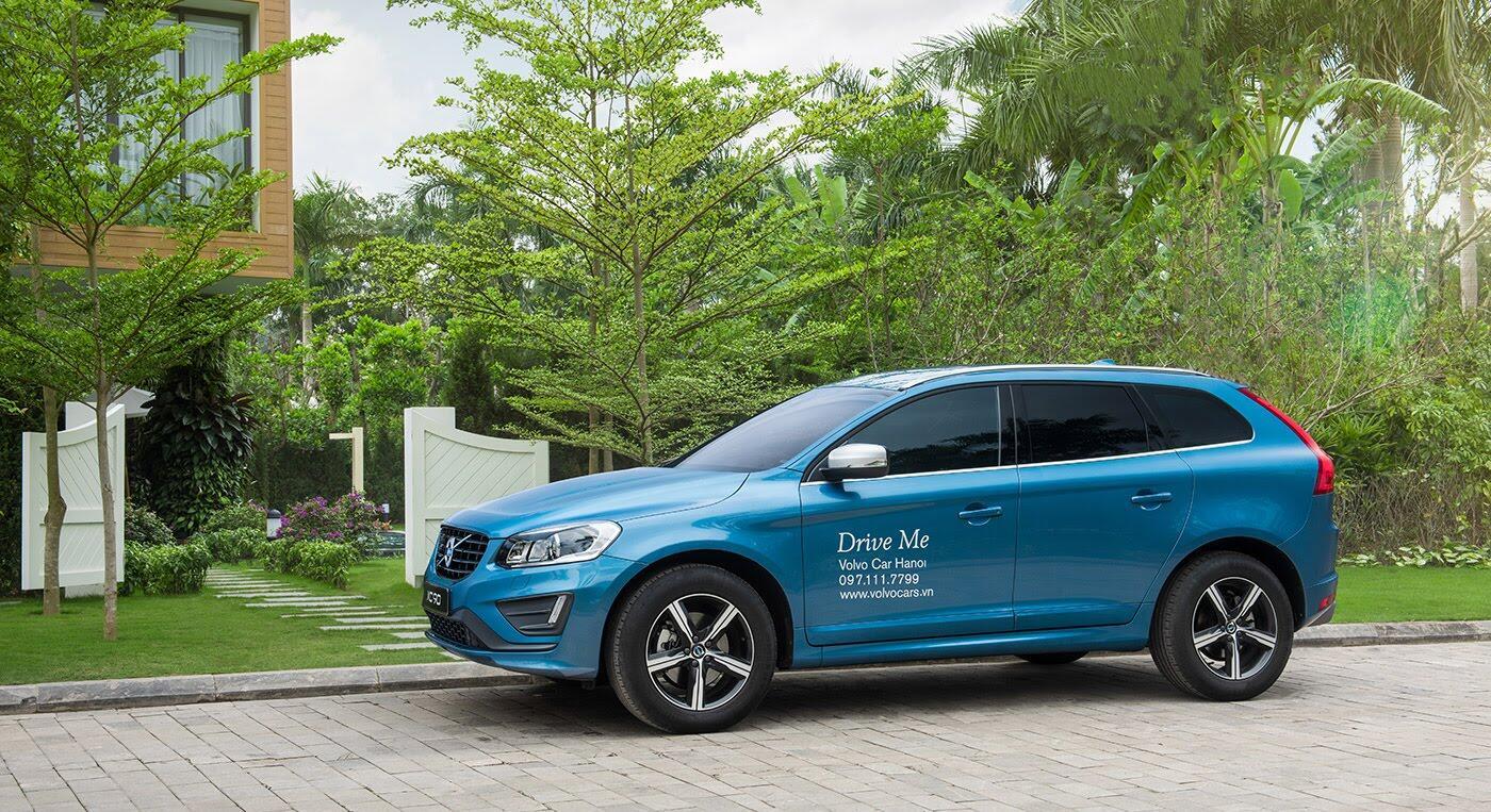 Đánh giá xe Volvo XC60 R-Design: Chuẩn mực xe an toàn - Hình 1