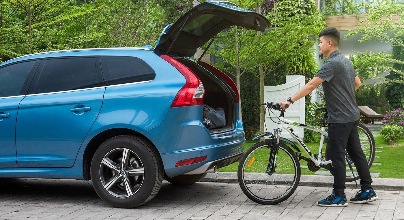 Đánh giá xe Volvo XC60 R-Design: Chuẩn mực xe an toàn - Hình 2
