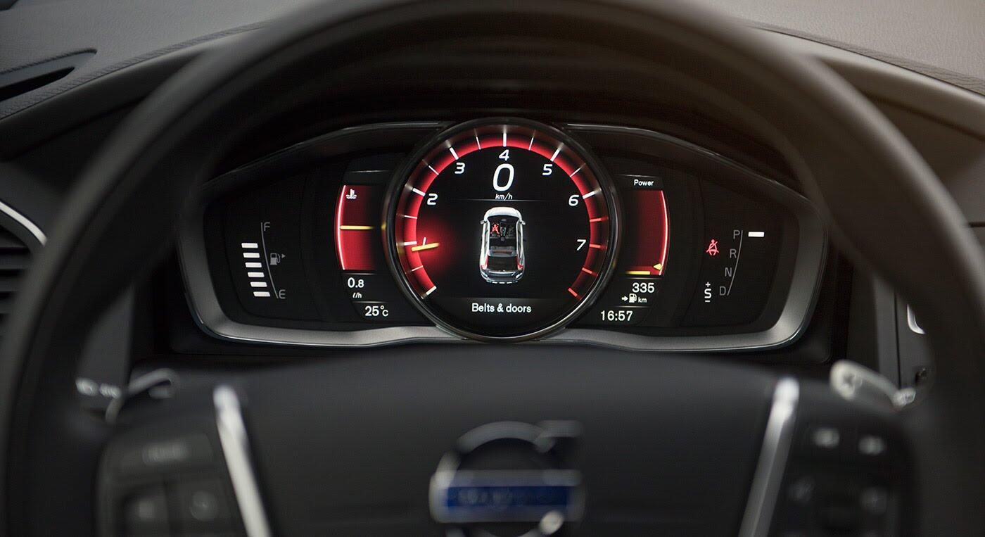 Đánh giá xe Volvo XC60 R-Design: Chuẩn mực xe an toàn - Hình 4