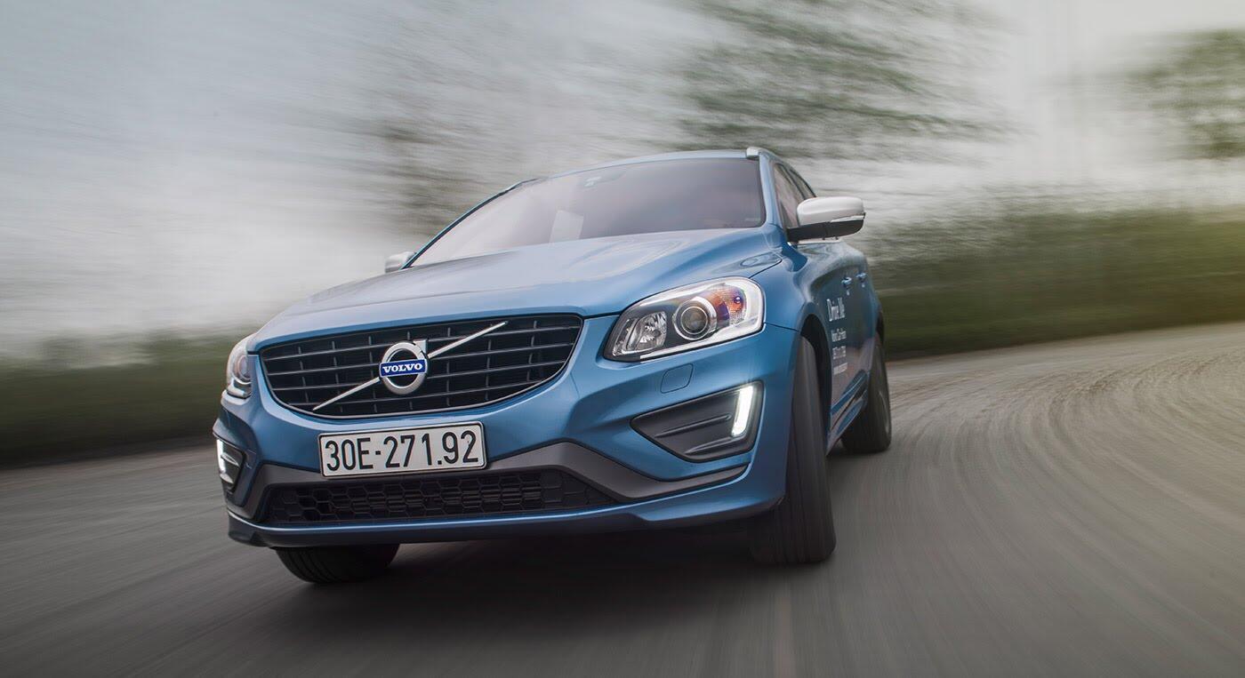 Đánh giá xe Volvo XC60 R-Design: Chuẩn mực xe an toàn - Hình 10