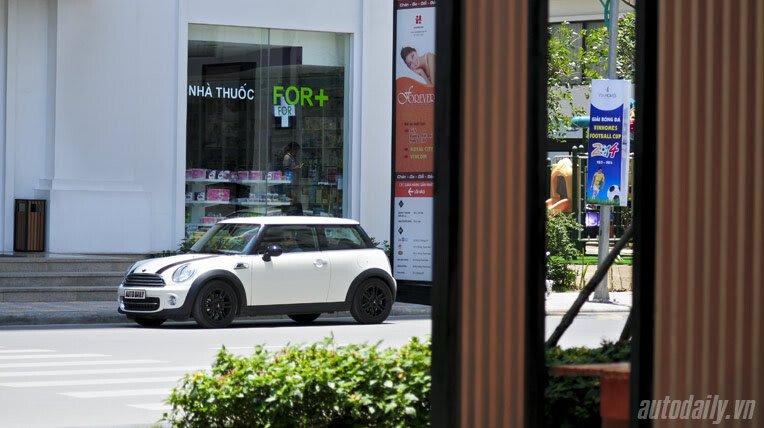 Dạo phố cùng MINI Cooper Baker Street - Hình 20
