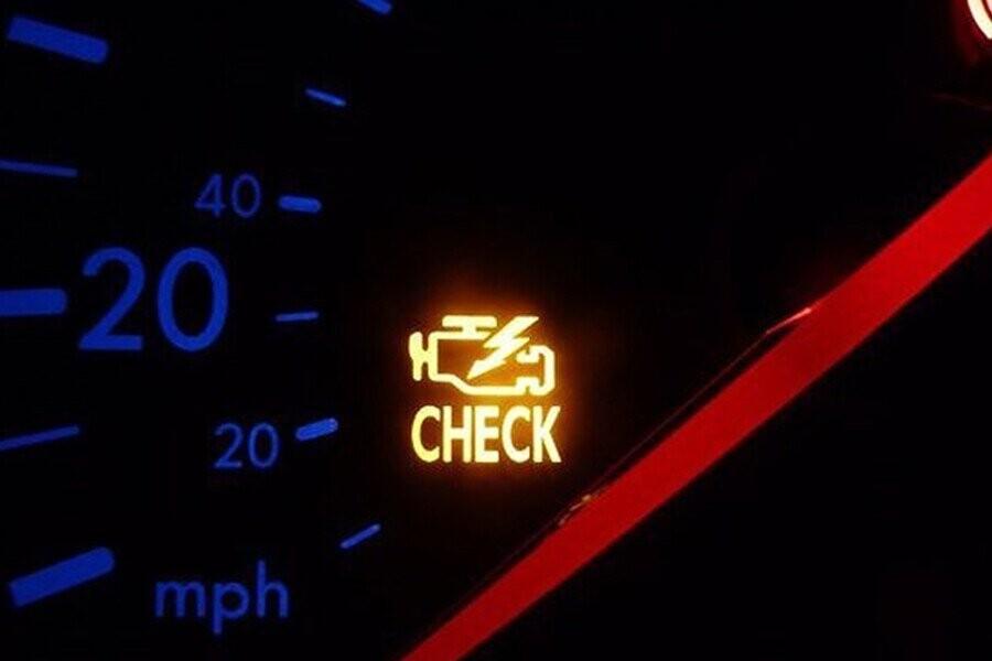 Đèn cảnh báo dầu động cơ