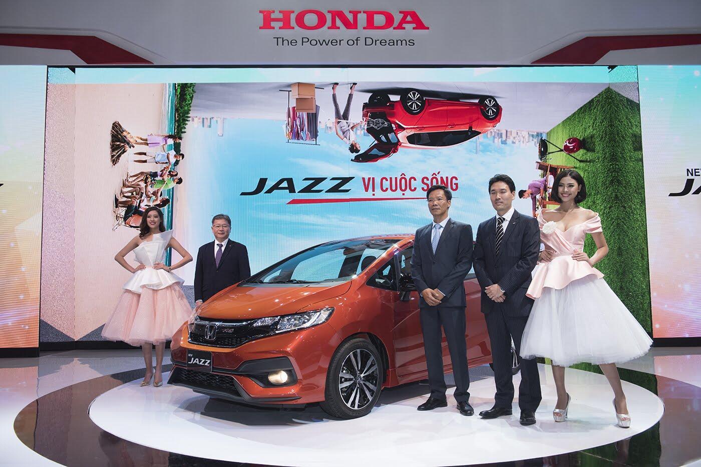 """Đến VMS 2107, """"nếm"""" vị cuộc sống tại gian hàng Honda - Hình 1"""