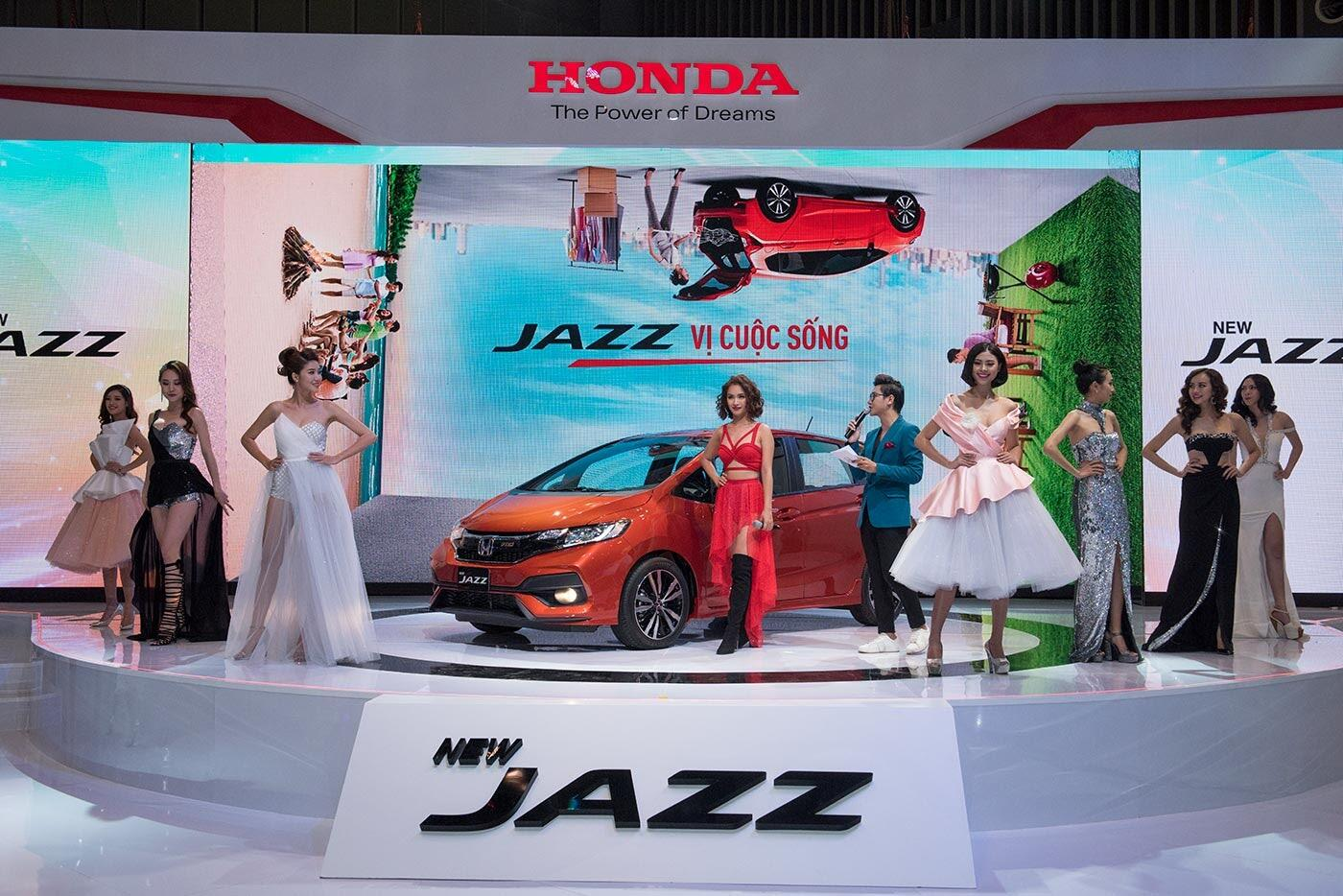 """Đến VMS 2107, """"nếm"""" vị cuộc sống tại gian hàng Honda - Hình 2"""