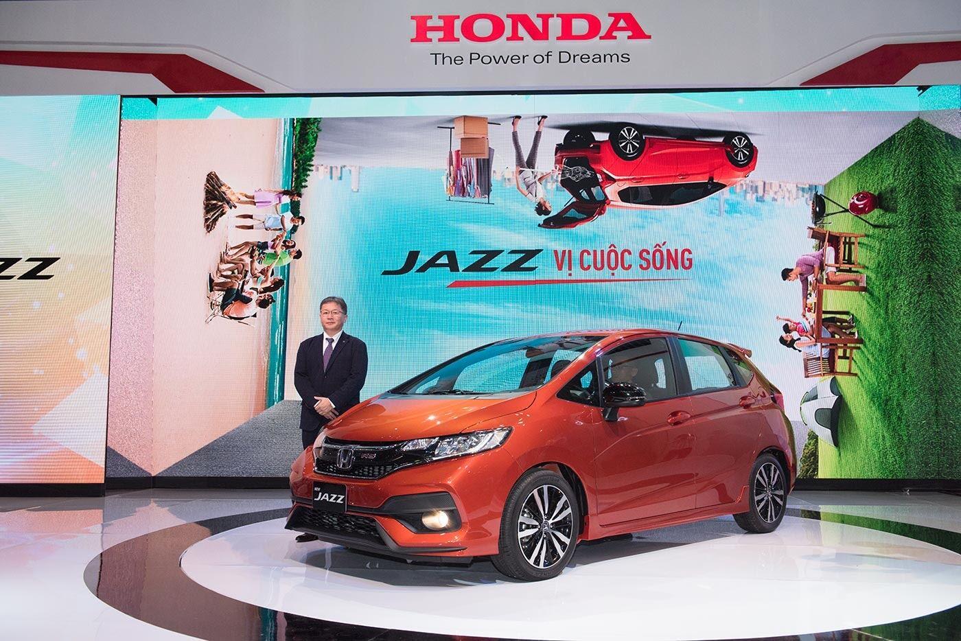 """Đến VMS 2107, """"nếm"""" vị cuộc sống tại gian hàng Honda - Hình 3"""