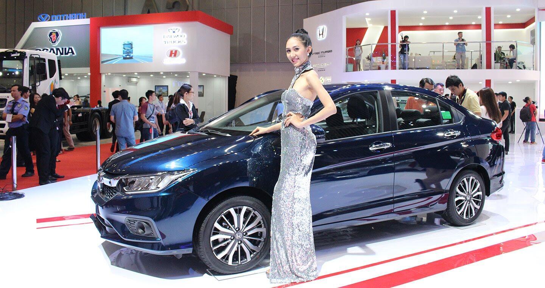 """Đến VMS 2107, """"nếm"""" vị cuộc sống tại gian hàng Honda - Hình 7"""
