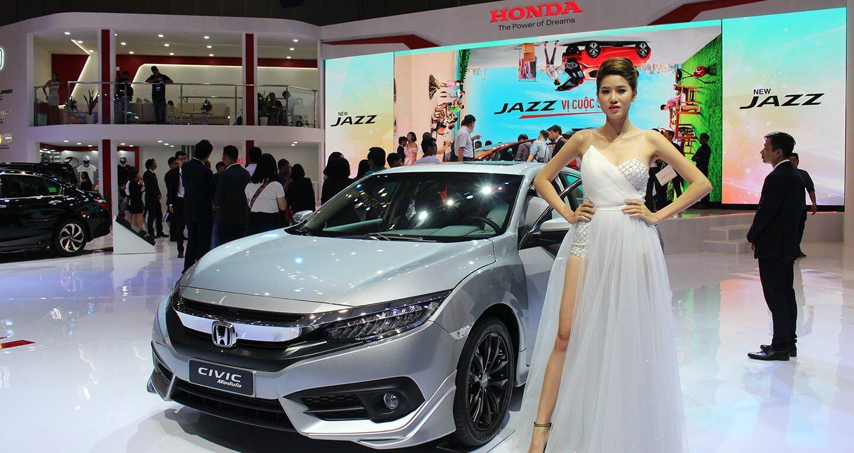 """Đến VMS 2107, """"nếm"""" vị cuộc sống tại gian hàng Honda - Hình 9"""