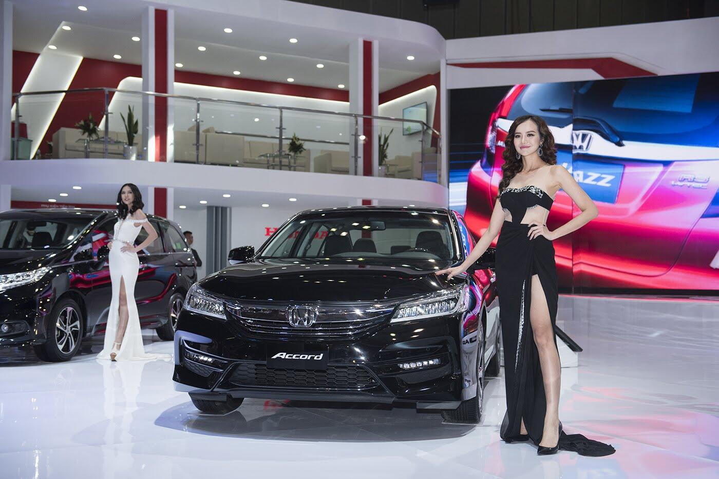 """Đến VMS 2107, """"nếm"""" vị cuộc sống tại gian hàng Honda - Hình 10"""