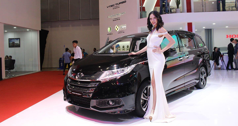 """Đến VMS 2107, """"nếm"""" vị cuộc sống tại gian hàng Honda - Hình 11"""