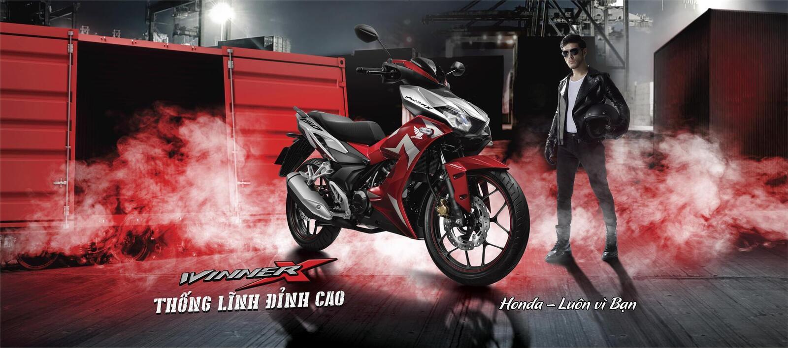 Các Phiên Bản Honda Winner X 150cc - Màu Xe Winner X Đẹp Nhất