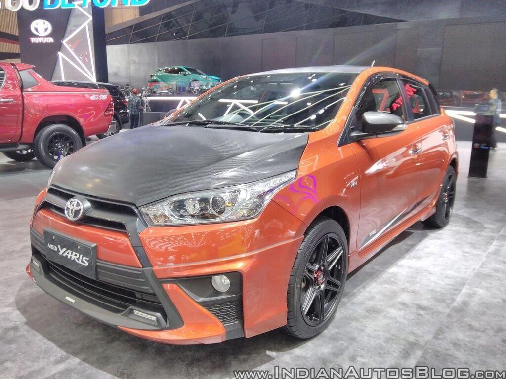 Điểm mặt những chiếc xe độ chính hãng của Toyota tại GIIAS 2017 - Hình 4