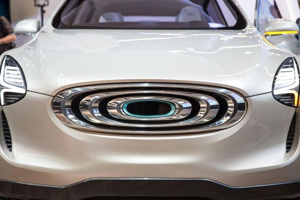 Diện kiến Thunder Power concept - mẫu SUV điện có thiết kế khác lạ của Đài Loan - Hình 3