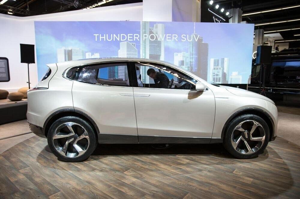 Diện kiến Thunder Power concept - mẫu SUV điện có thiết kế khác lạ của Đài Loan - Hình 4