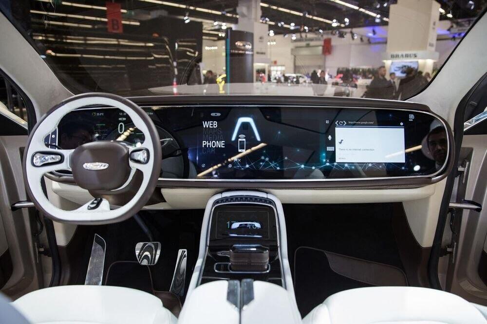 Diện kiến Thunder Power concept - mẫu SUV điện có thiết kế khác lạ của Đài Loan - Hình 6