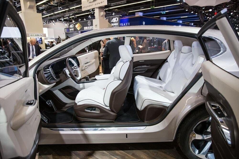 Diện kiến Thunder Power concept - mẫu SUV điện có thiết kế khác lạ của Đài Loan - Hình 8