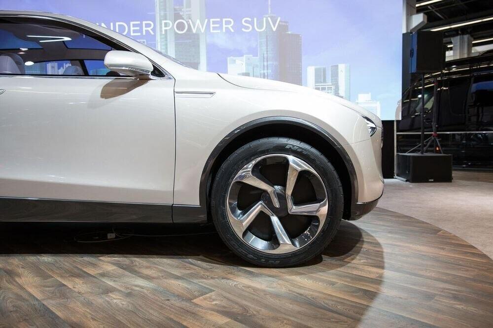 Diện kiến Thunder Power concept - mẫu SUV điện có thiết kế khác lạ của Đài Loan - Hình 10