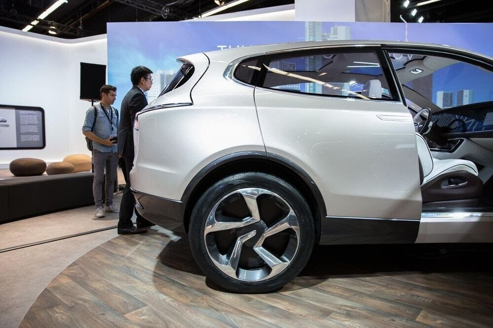 Diện kiến Thunder Power concept - mẫu SUV điện có thiết kế khác lạ của Đài Loan - Hình 11