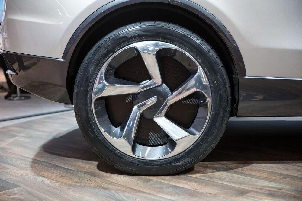 Diện kiến Thunder Power concept - mẫu SUV điện có thiết kế khác lạ của Đài Loan - Hình 12