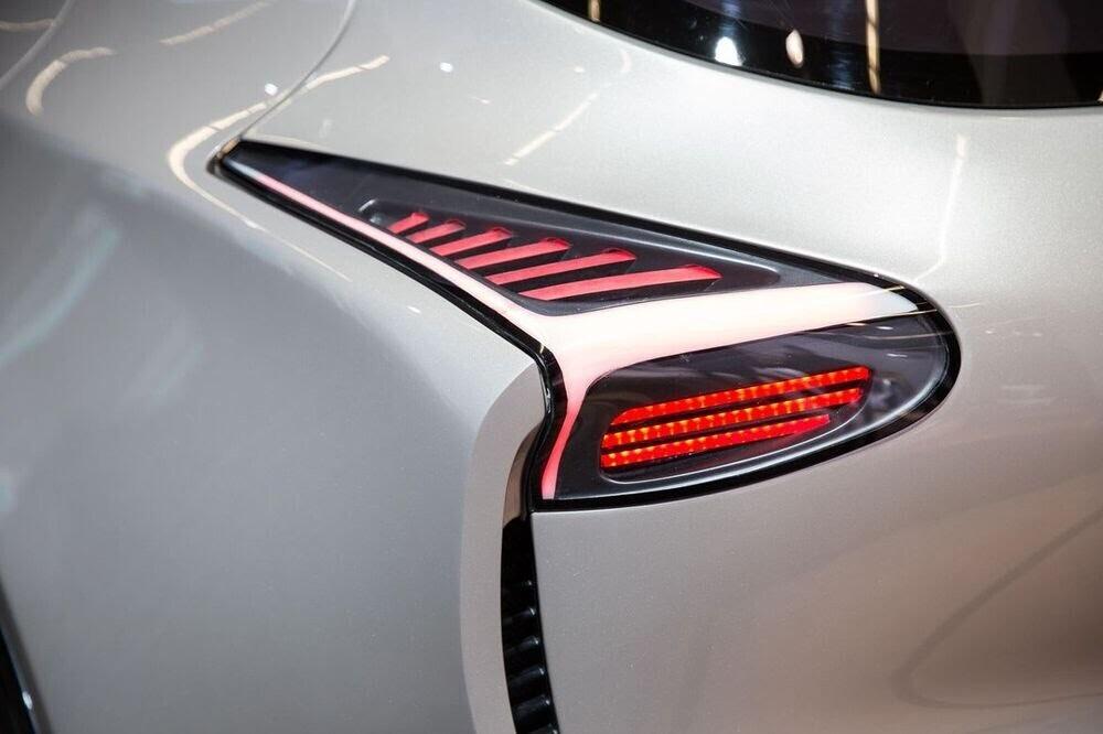 Diện kiến Thunder Power concept - mẫu SUV điện có thiết kế khác lạ của Đài Loan - Hình 13