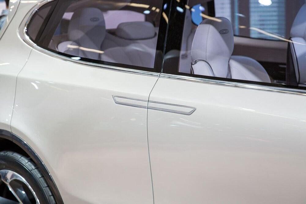 Diện kiến Thunder Power concept - mẫu SUV điện có thiết kế khác lạ của Đài Loan - Hình 14