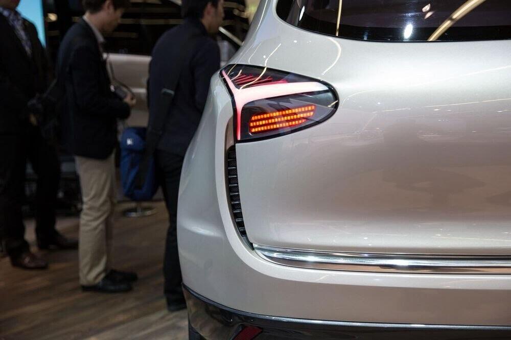Diện kiến Thunder Power concept - mẫu SUV điện có thiết kế khác lạ của Đài Loan - Hình 15