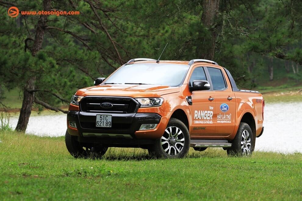 Doanh số bán tải tháng 07/2017: Toyota Hilux và Isuzu D-Max thê thảm - Hình 2