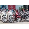"""Doanh số bán xe máy liên tục giảm, người Việt đã """"mua đủ""""?"""