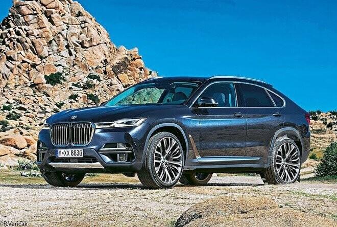 Đối thủ của Audi Q8 - BMW X8 ra mắt vào năm 2020 - Hình 1
