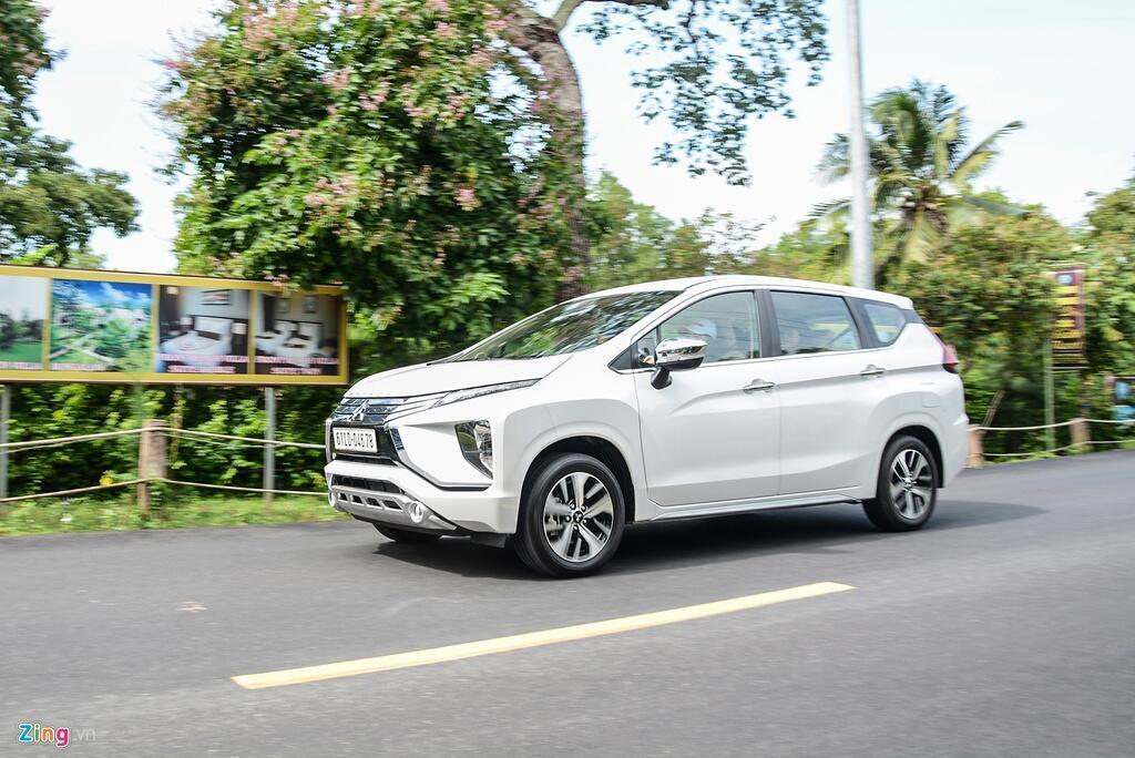 Danh gia nhanh Mitsubishi Xpander - dong co 1.5L yeu hay khong? hinh anh 1