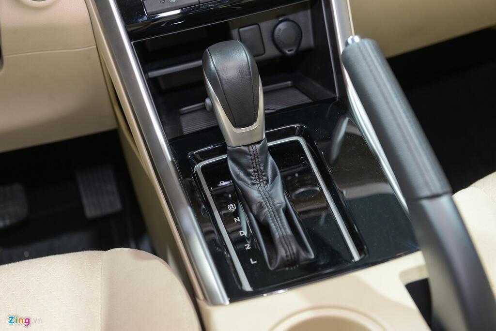 Danh gia nhanh Mitsubishi Xpander - dong co 1.5L yeu hay khong? hinh anh 3