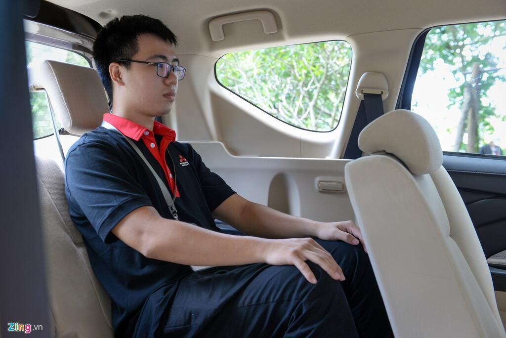 Danh gia nhanh Mitsubishi Xpander - dong co 1.5L yeu hay khong? hinh anh 4